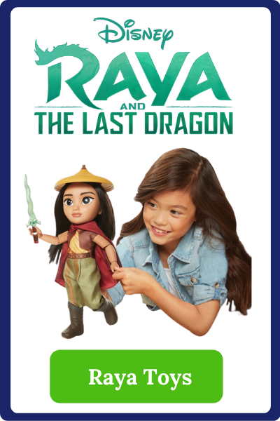 Raya and The Last Dragon Toys