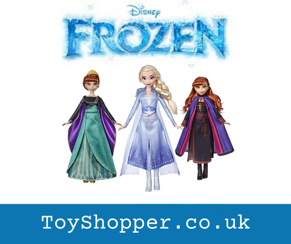Frozen Dolls, Toys and Costumes