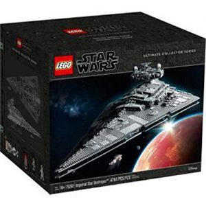 Lego Star Destroyer 75252